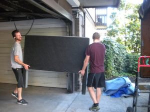 Furniture removalists Bronte